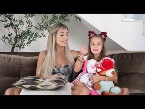 Criança não mente - com Júlia Santiago | Canal da Lê