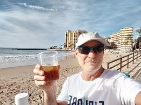 EP 9: WINTERING IN TORREVIEJA, 4 DAYS RAIN, LAND YACHTS, MUSICIANS, KITE SURFERS AND SAFE ANCHORAGE