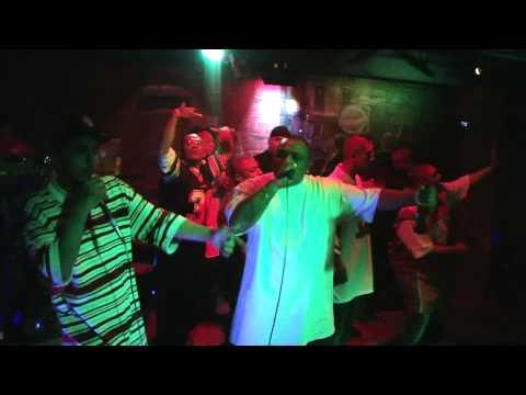 B.R.U. - Ballarz R Us perform in Lubbock TX