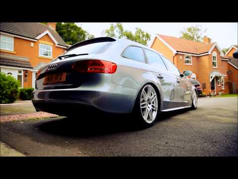 Audi A4 B8 Push Automotive Air Ride AccuAir E Level AirREX Suspension