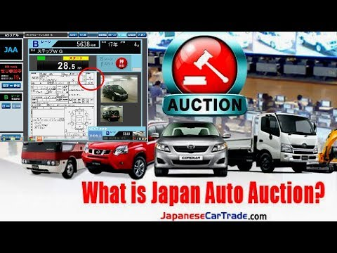 Import Japanese Auction Cars