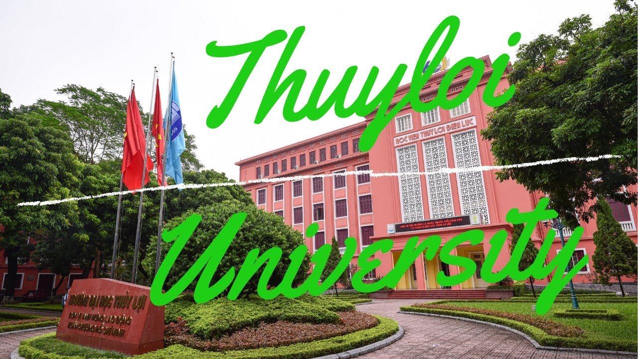 Trường Đại học hàng đầu tại Việt Nam – Đại học Thủy lợi