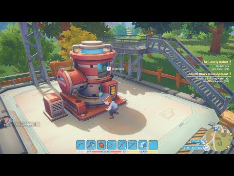 My Time at Portia - Charge Station |