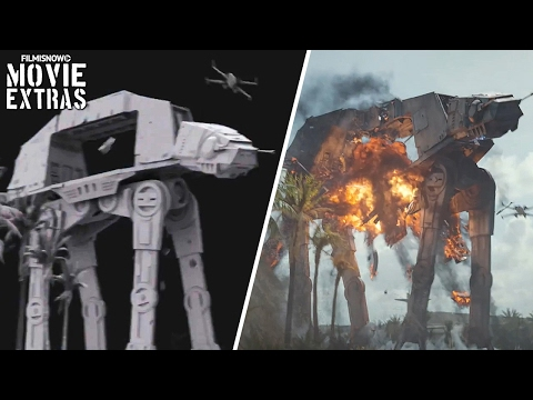 Rogue One: A Star Wars Story 'Creating Jedha and Scarif' - VFX Breakdown by ILM (2016)