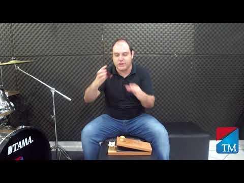 Harmônica Gaita de Boca Andaluz Vermelha em Do   Território da Música