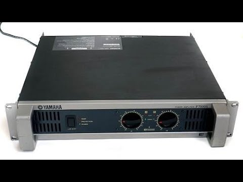 Repeat Yamaha P7000S amplifier repair by denbighlad70