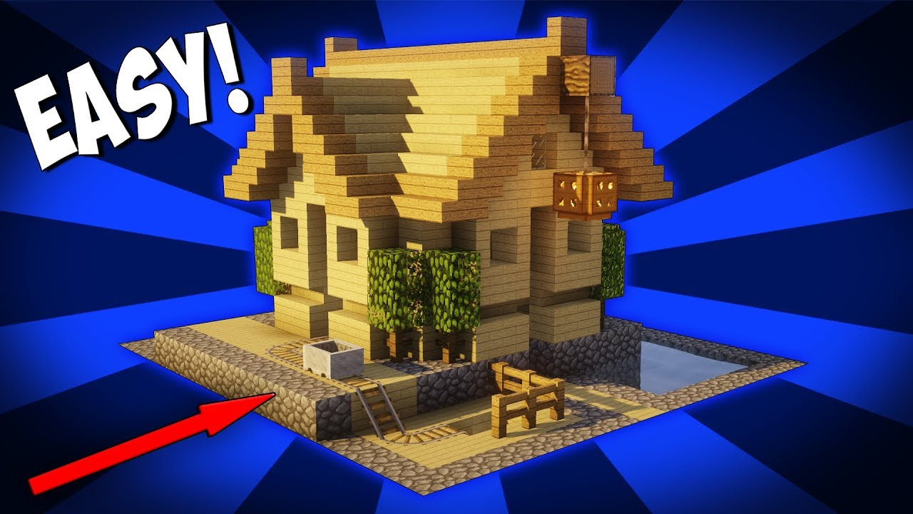 Houses To Build In Minecraft Survival
