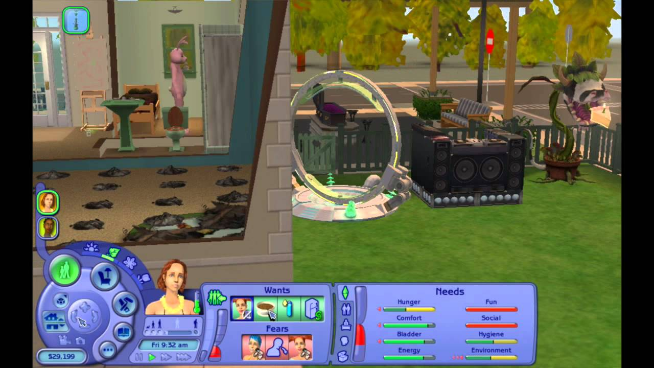 The Sims 2 Hunger games: The Finale!