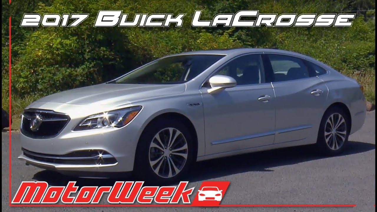 Road Test: 2017 Buick LaCrosse - Trending in the Right Direction?