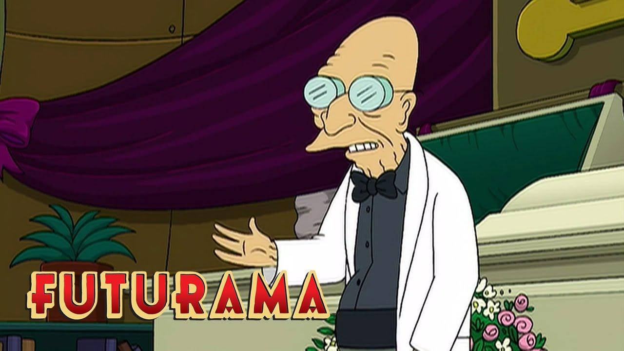 Download FUTURAMA   Season 4, Episode 7: RIP Bender   SYFY