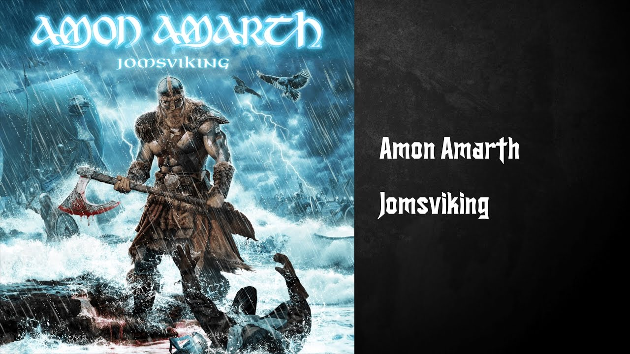 Jomsviking Amon Amarth : amon amarth jomsviking full album hd youtube ~ Vivirlamusica.com Haus und Dekorationen