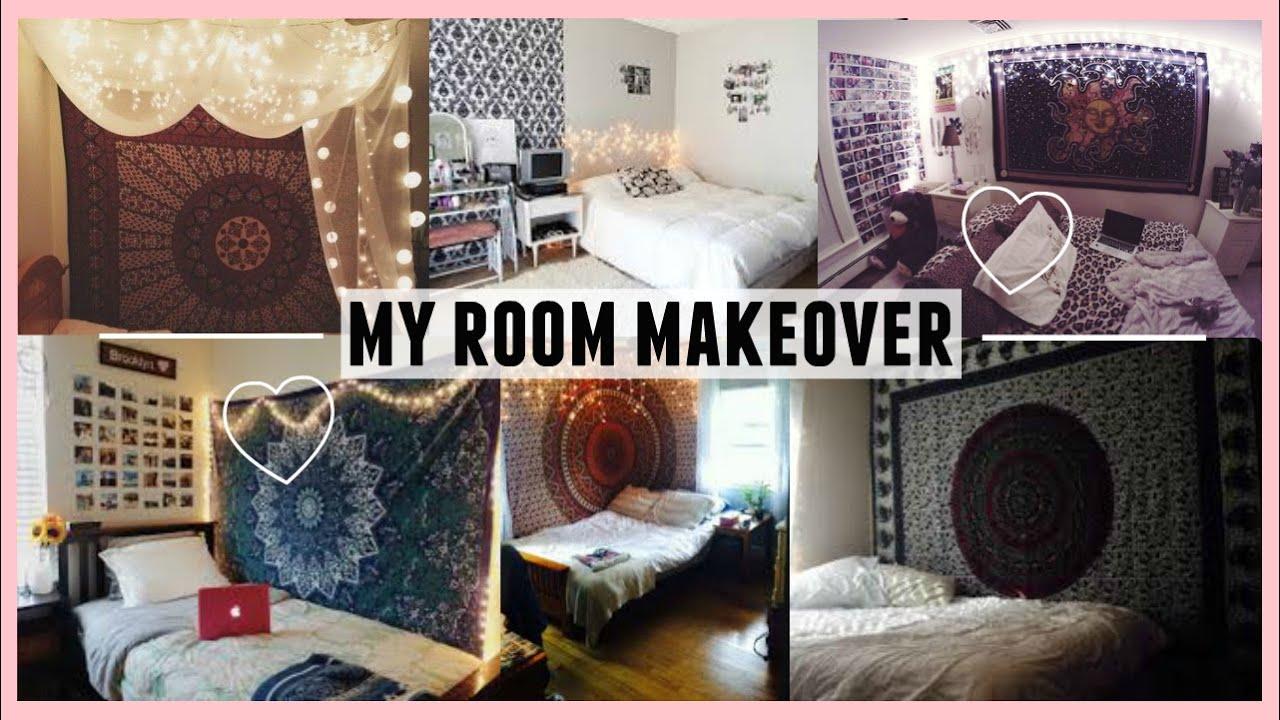 ♡ room makeover ♡ | ava jules - youtube