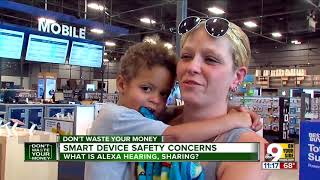 Don't Waste Your Money: Smart device safety concerns