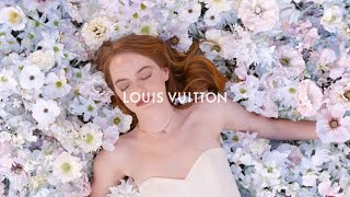 Emma Stone for Les Parfums Louis Vuitton - Coeur Battant