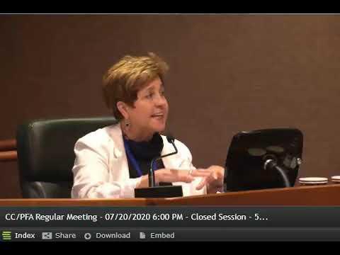 Huntington Beach Council Woman Loses It