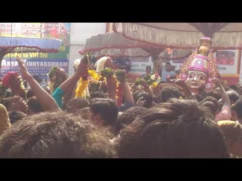 Gudiyatham Gangaiamman festival 15/05/2017
