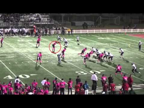 Darrian Franklin 2014 - Downey High School Football
