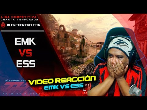 "Video Reacción ""EMK VS ESS"" Gears Of War 3"
