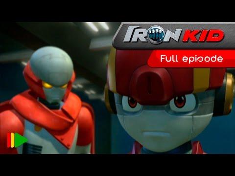Iron Kid (English) - 23 - The Revolt Of Khan
