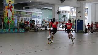 Publication Date: 2019-07-11 | Video Title: 19香港單輪車花式挑戰賽女子雙人花式甲組第四名