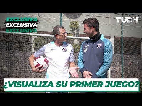 ¡Sebastián Jurado, más que preparado para Cruz Azul! | TUDN