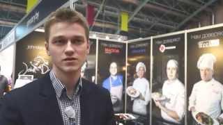 """""""Джон Дори"""" на выставке """"HoReCa. RetailTech-2015"""", Минск, 14-17 апреля"""