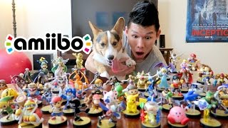 MISSION SUCCESS! CORGI DOG'S COMPLETED AMIIBO COLLECTION - Life After College: Ep.455 thumbnail