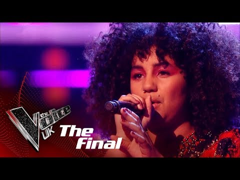 Ruti Olajugbagbe Performs 'Dreams': The Final | The Voice UK 2018