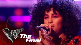 Ruti Olajugbagbe Performs 'Dreams': The Final | The Voice UK 2018 Video