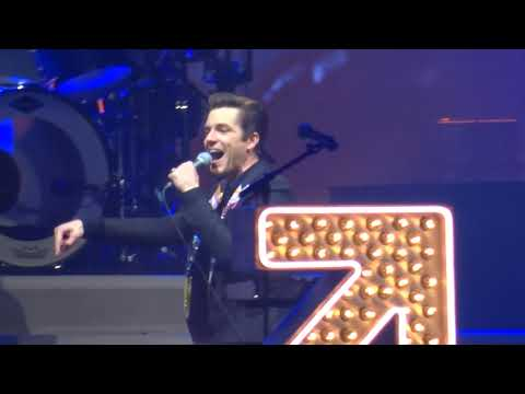 The Killers - This River Is Wild - Sheffield, UK - Nov 25 2017