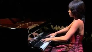 Yuja Wang plays Schumann : Symphonic Etudes, Opus 13 [HD]