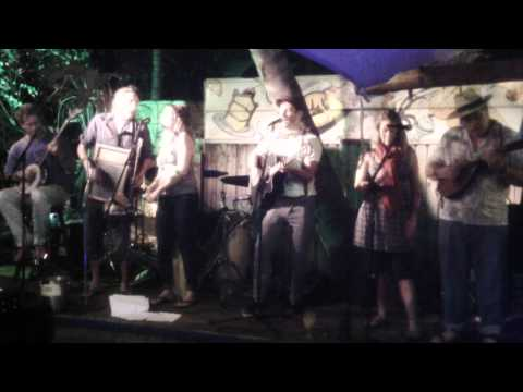 The Love Lane Gang at WOMANKIND Key West Benefit at Blue Heaven part 01