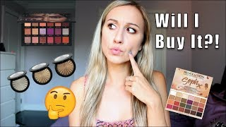 WILL I BUY IT? || ANTI HAUL 2017 & Giveaway Announcement!