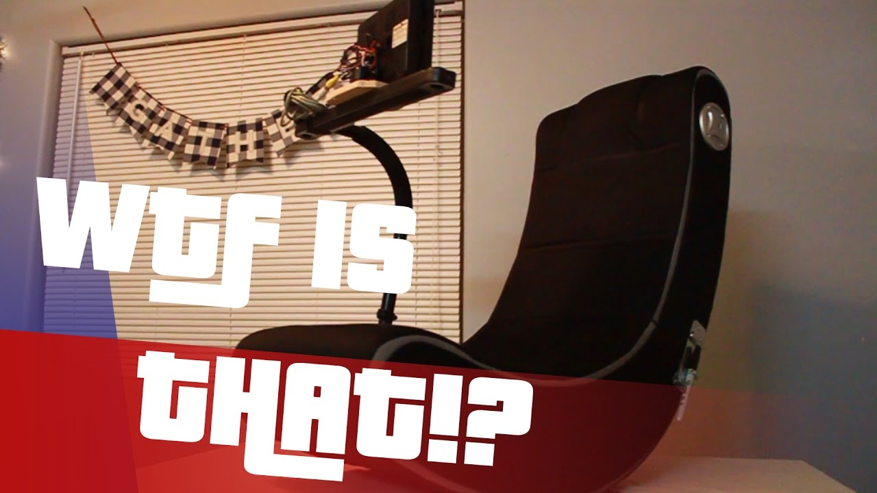 Diy Project The Ultimate Gaming Chair Youtube
