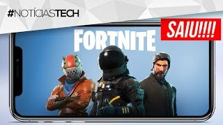 New list of ANDROID phones that will run FORTNITE Mobile   Samsung, Motorola, Sony and others