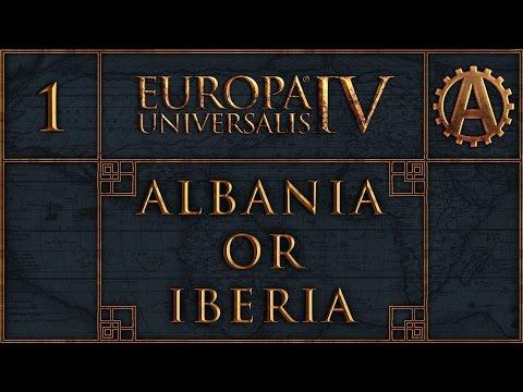 EUIV Albania or Iberia 1