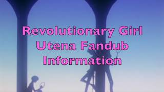 [Fandub] - Revolutionary Girl Utena - Badminton Scene