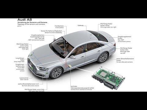 2018 Audi A8: We've driven the world's first Level 3 autonomous vehicle | Automobile 5s