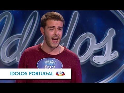 JOÃO RODRIGUES - CASTING 01 - IDOLOS