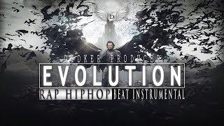 Dark Epic Hard Cinematic HIPHOP BEAT RAP INSTRUMENTAL - Evolution