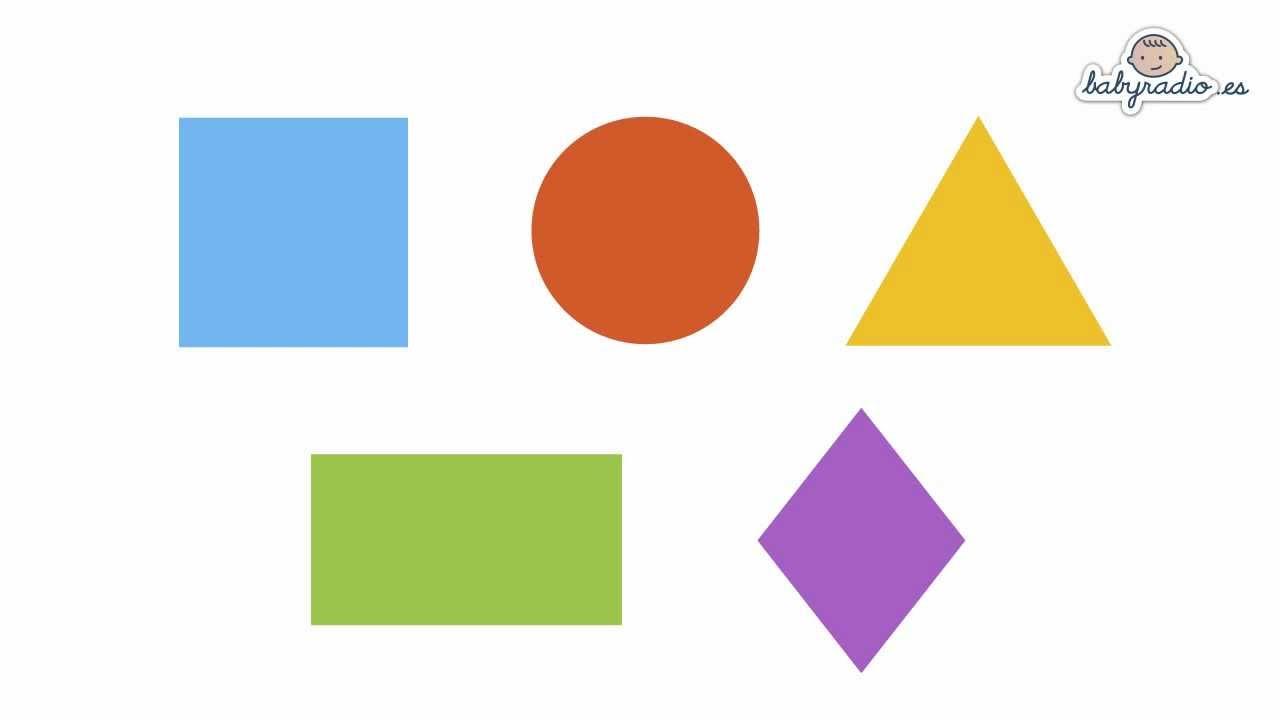 aprende las formas geom tricas matem ticas divertidas