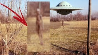 Espectacular OVNI documentado en los archivos secretos rusos.