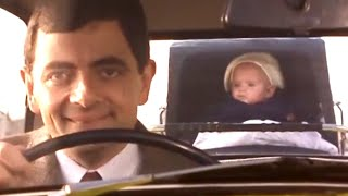 Lost Baby   Funny Clip   Classic Mr Bean