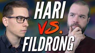 HARI VS. FILDRONG, LE DUEL TANT ATTENDU
