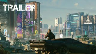 Cyberpunk 2077 Trailer Shows The Gorgeous Futuristic City