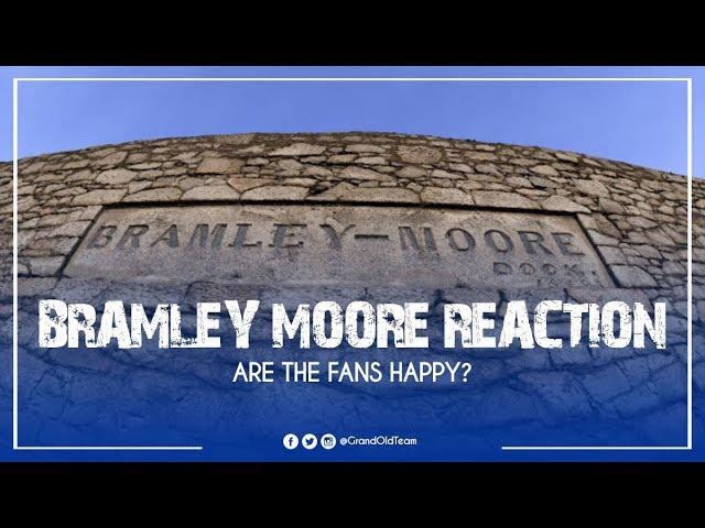 Everton Bramley-Moore Dock Feedback  - Are Evertonians Happy? GrandOldTeam find out...