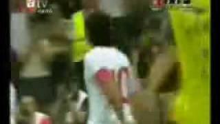 Milli takım golleri -Türkiye 4 Estonya 2