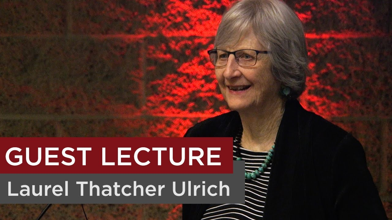 good wives laurel thatcher ulrich thesis A midwife's tale by laurel thatcher ulrich tells the story of martha ballard a midwife, healer, wife, mother, and eighteenth-century woman  martha is a diligent woman who makes good use of her connections with the rest of the female community  central to the thesis of ulrich's work is an extensive discussion of just what a treasure.