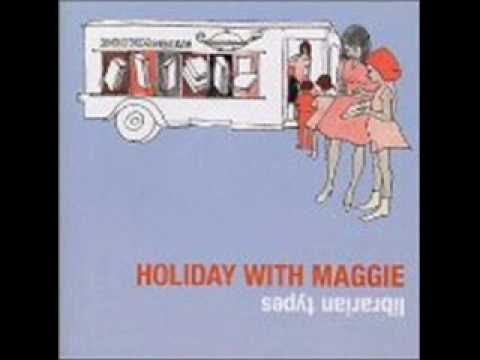 Holiday With Maggie - Flap-Jack Girl