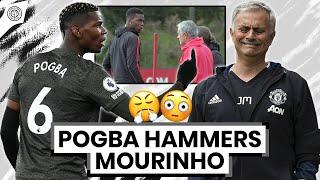 The TRUTH Behind Paul Pogba & Jose Mourinho Feud!! | Man United News